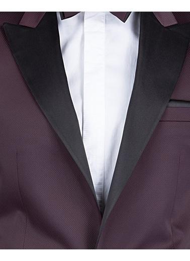 D'S Damat Takım Elbise Bordo